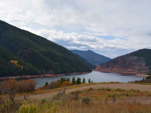 Ruedi Reservoir Ranch : Basalt : Eagle County : Colorado