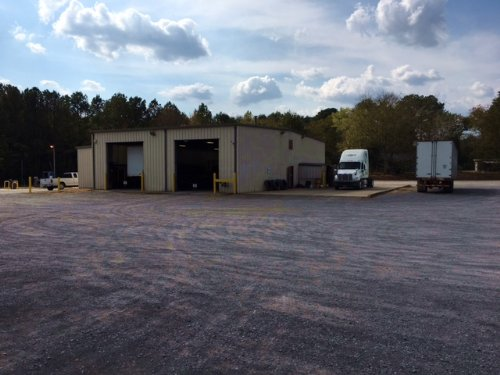 4,710 +/-sf Office, Warehouse, Rome : Rome : Floyd County : Georgia