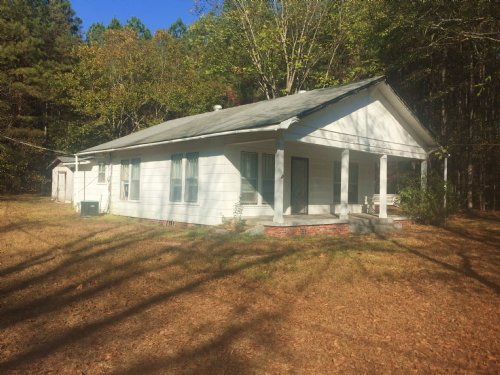 2bd/1ba Home On 3.8 Acres : Sturgis : Oktibbeha County : Mississippi