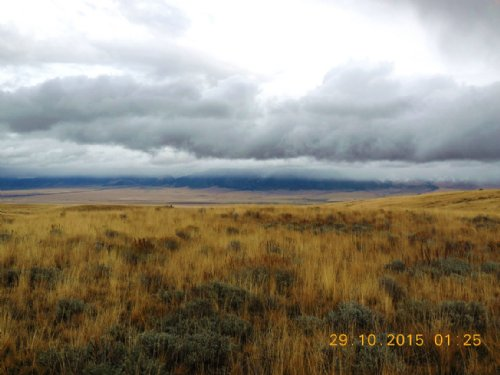 Acreage In The Gravelly Mountain Ra : Ennis : Madison County : Montana