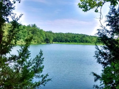 Secluded Land Near Lake : Highland : Sharp County : Arkansas