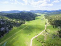 Old Elk Park Ranch : Allenspark : Larimer County : Colorado