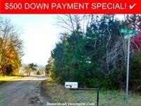 2.36 Acre Homesite With Views : Diamond City : Boone County : Arkansas