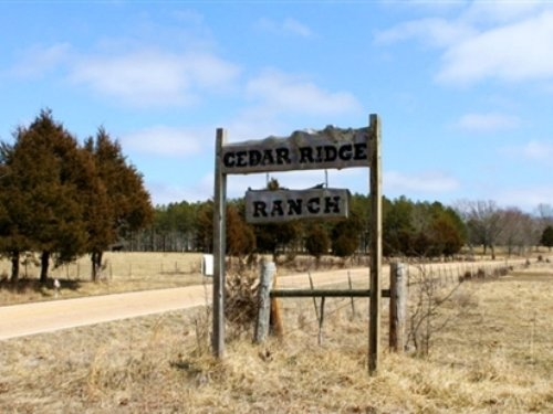 5.1 Acres Cedar Ridge Ranch : Beulah : Phelps County : Missouri
