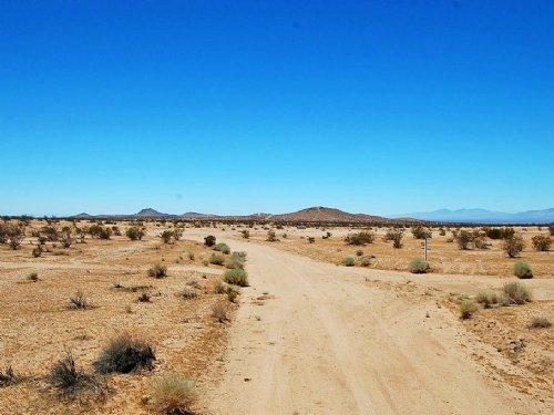 0.20 Acre Lot Ne Of California City : California City : Kern County : California