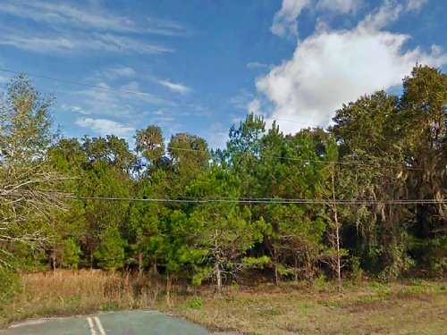 2+ Acre Lot Near Fanning Springs : Old Town : Dixie County : Florida