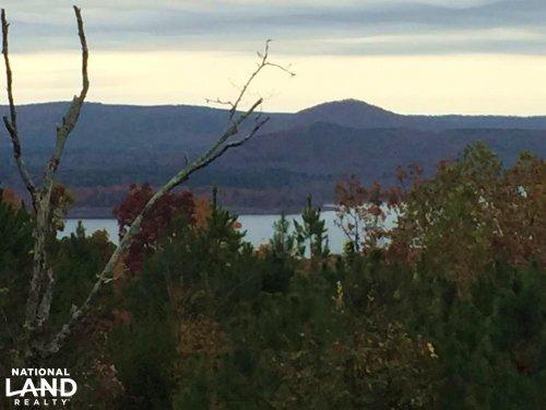 25.3 Acres With Greers Ferry Lake V : Fairfield Bay : Van Buren County : Arkansas