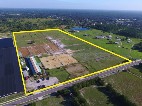 20± Ac Residential Development Land : Apopka : Orange County : Florida