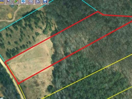 Lot 10 Great Location : Molena : Pike County : Georgia