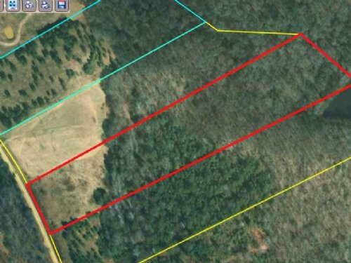 Lot 11 Great Property : Molena : Pike County : Georgia