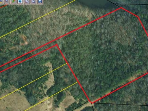 Lot 14 Beautiful Tract Of Land : Molena : Pike County : Georgia