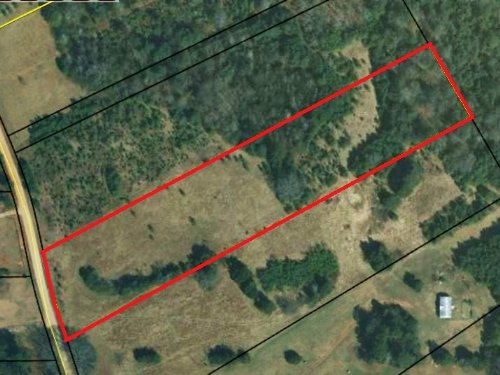 Lot 16 Wooded Tract : Molena : Pike County : Georgia
