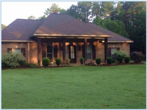 7 Acres In Oktibbeha County W/Home : Starkville : Oktibbeha County : Mississippi