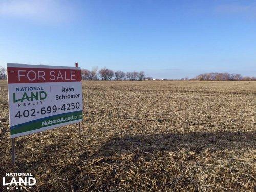 Harrison County Farm Land, 72 Acres : Modale : Harrison County : Iowa