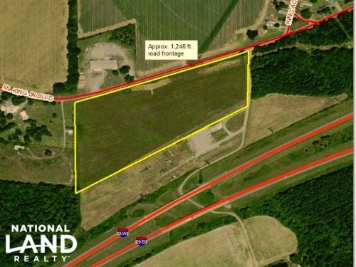 17 Acres Prime Commercial/Industria : Tuscaloosa County : Alabama