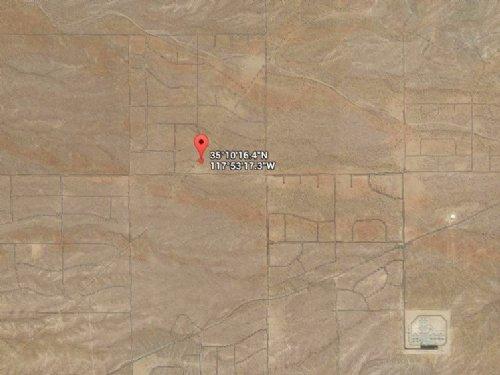Acreage For Sale In California City : California City : Kern County : California