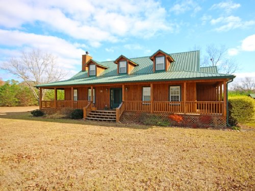 Cabin Like Home On 3 Acres : Fort Valley : Peach County : Georgia
