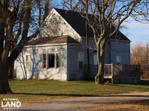 Melvern Ks Home With Acreage : Melvern : Osage County : Kansas