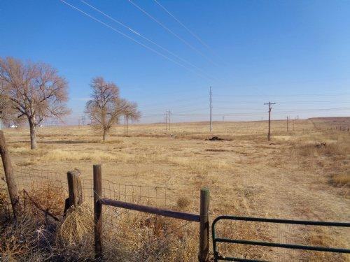Brush Acreage Lot : Brush : Morgan County : Colorado
