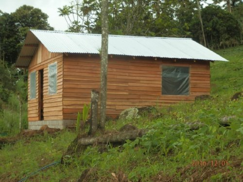Riverfront 7 1/2 Acre Farm- Cabin : Tucurrique Cartago : Costa Rica