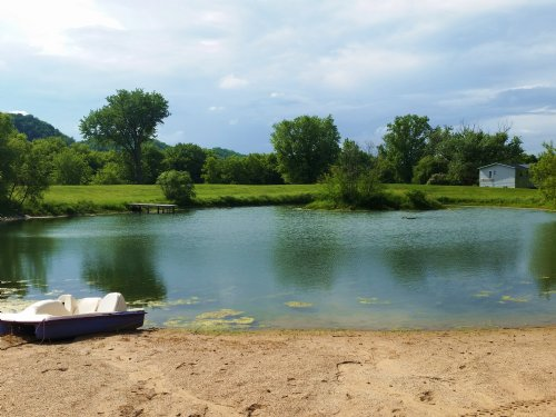Waterfront Recreational Property : Viola : Richland County : Wisconsin