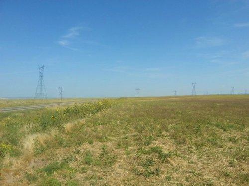 Dryland Farm : Harrisburg : Banner County : Nebraska