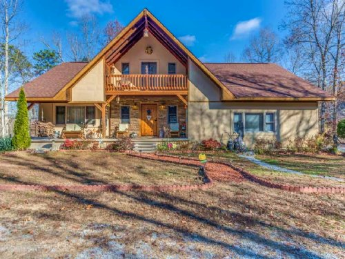 Spacious Home With Norris Lake View : New Tazewell : Claiborne County : Tennessee