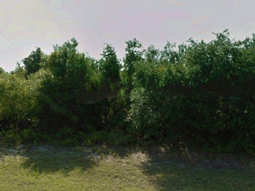 Owner Finance Lot In North Port : North Port : Sarasota County : Florida