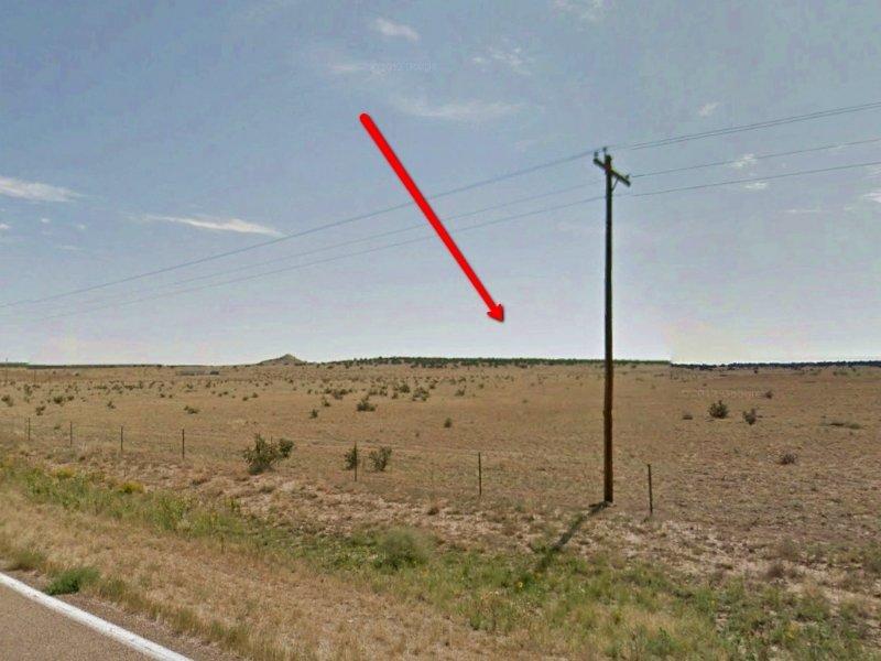 45.54 Acres : Trinidad : Las Animas County : Colorado