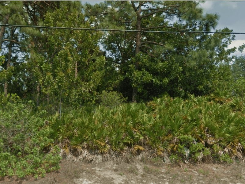 Residential Lot In Englewood : Englewood : Charlotte County : Florida