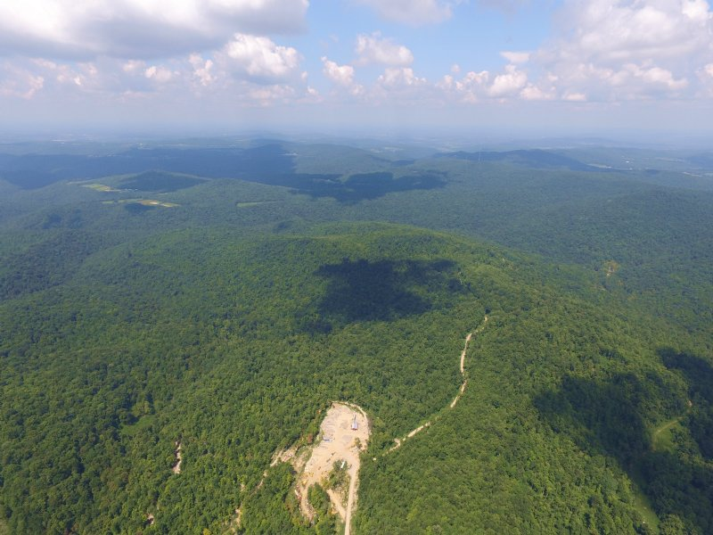 3,750± Ac Of Woodland In 9 Tracts : Monterey : Putnam County : Tennessee