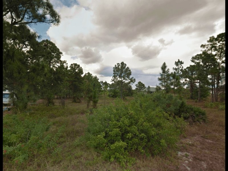 Oversized Lot In Lehigh Acres : Lehigh Acres : Lee County : Florida