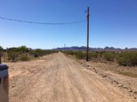 Desert Land With Mountain Views : Golden Valley : Mohave County : Arizona