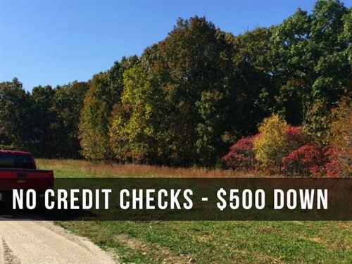 3.3 Acres At Fiery Fork : Camdenton : Camden County : Missouri