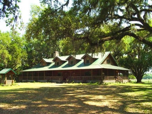 Levy Oaks Ranch : Morriston : Levy County : Florida