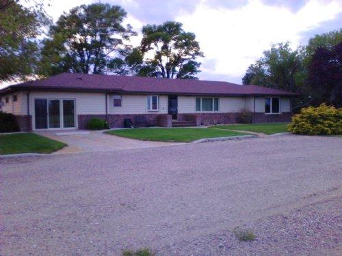The Kehlbeck Farm Headquarters : Bird City : Cheyenne County : Kansas