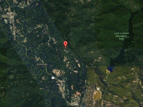 1.37 Acres Of Special Use Land : Ben Lomond : Santa Cruz County : California