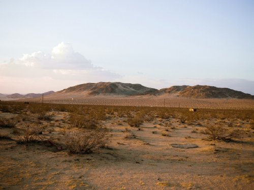 5 Acres Land Water And Power : Landers : San Bernardino County : California