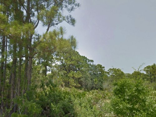 Double Size Lot For Sale : Lake Placid : Highlands County : Florida