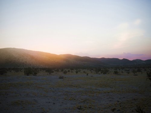 5 Acres California Land Water : Twentynine Palms : San Bernardino County : California