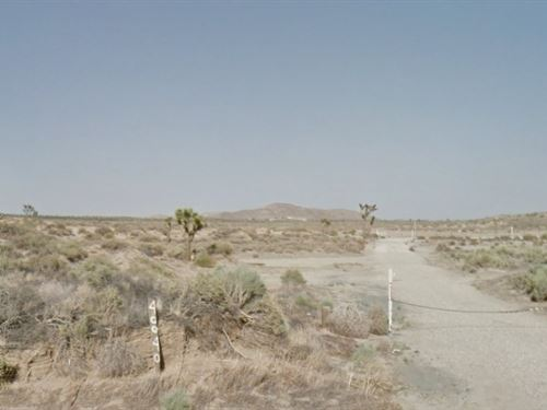 4.92 Acres In Palmdale, ca : Palmdale : Los Angeles County : California