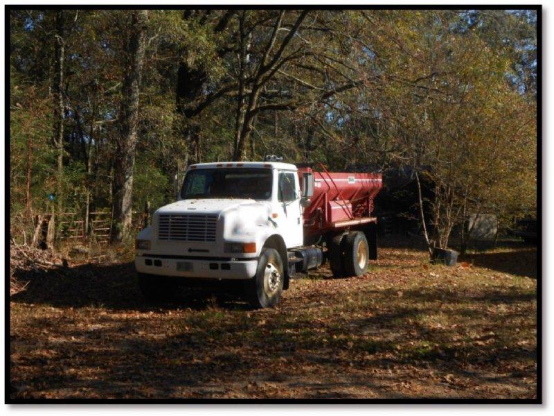 20 Acre Chicken Farm In Neshoba Cou : Philadelphia : Neshoba County : Mississippi