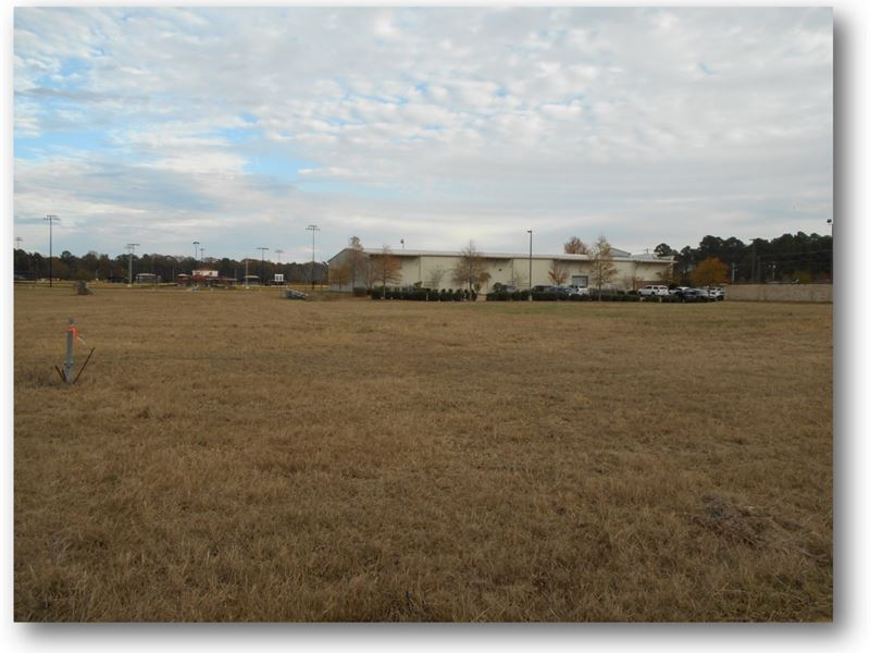 .72 Acre Commercial Property In Ran : Flowood : Rankin County : Mississippi