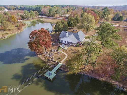 Mini Farm With 16 Acres : Greensboro : Greene County : Georgia