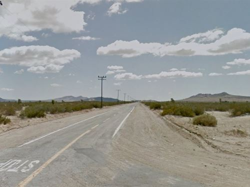 1 Acres In Palmdale, CA : Palmdale : Los Angeles County : California