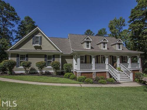 Private Home In Reynolds On Lake Oc : Greensboro : Greene County : Georgia