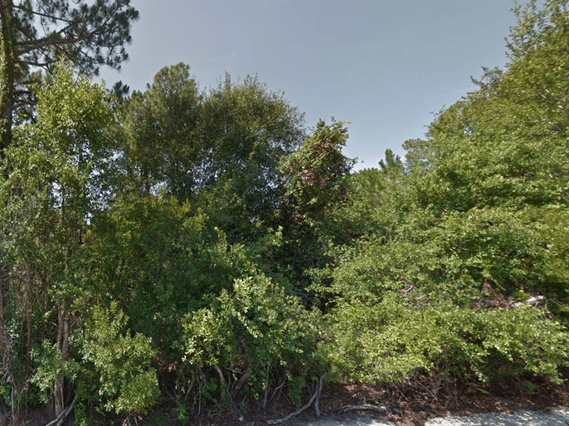 Residential Lot For Sale In Sebring : Sebring : Highlands County : Florida