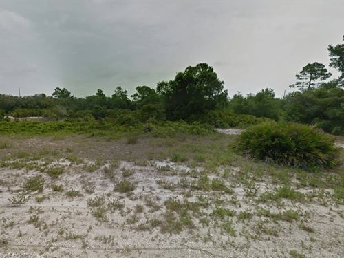 Residential Lot For Sale : Lake Placid : Highlands County : Florida