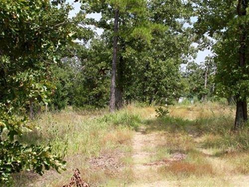 5.84 Acres - Lake View Private : Clayton : Pushmataha County : Oklahoma