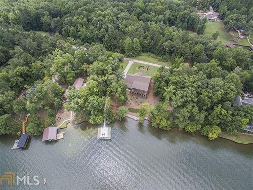 Large Lake Front Lot On Lake Sincla : Sparta : Hancock County : Georgia